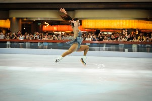 Singapore MBS Rink Michelle Kwan
